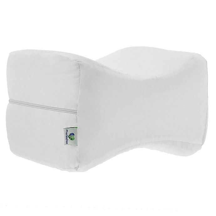 Buy Knee Wedge Memory Foam Pillow From Bed Bath Amp Beyond