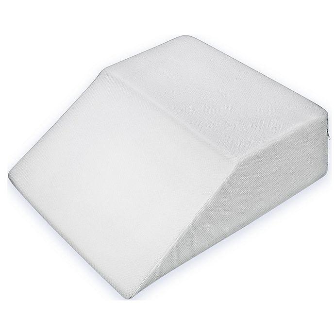 Alternate image 1 for Leg Wedge Memory Foam Pillow