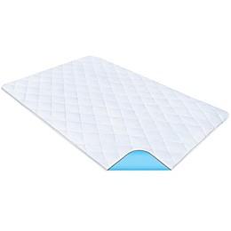 PharMeDoc® Waterproof Reusable Absorbent Bed Pad & Mattress Protector Underpad