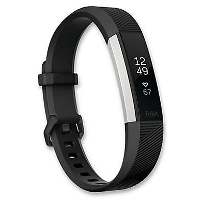 Fitbit® Alta HR™ Fitness Wristband in Black