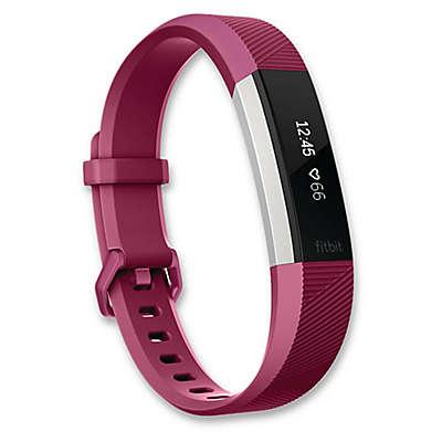 Fitbit® Alta HR™ Fitness Wristband in Fuchsia