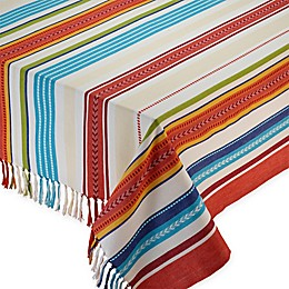 Baja Stripe Tablecloth