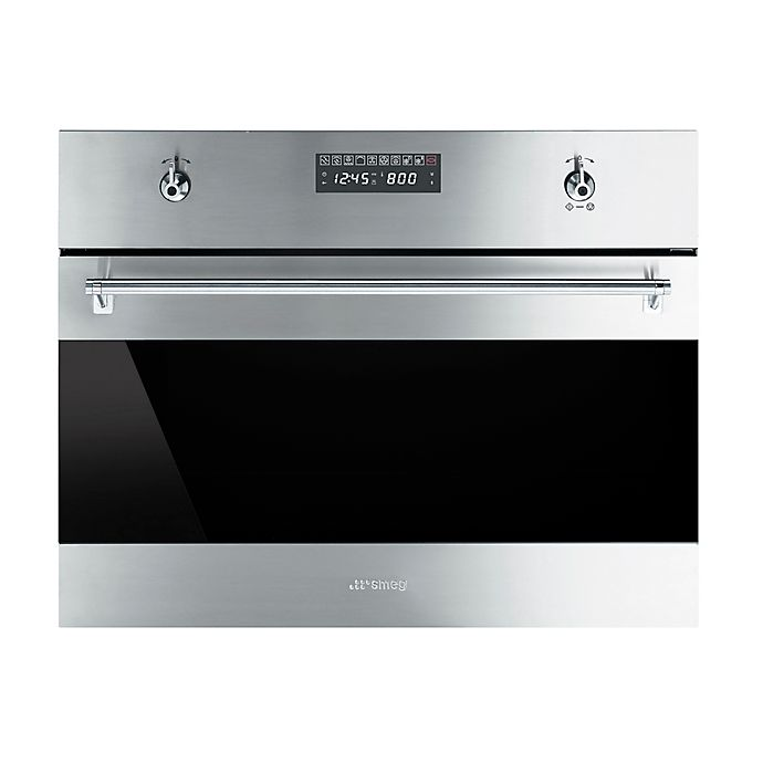 Alternate image 1 for SMEG Classic 24-Inch Built-in Speed Oven