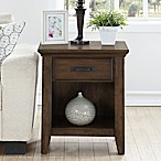 Craft + Main Rockwell Side Table in Walnut