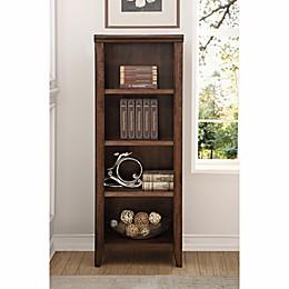 Craft + Main Rockwell Bookcase in Walnut