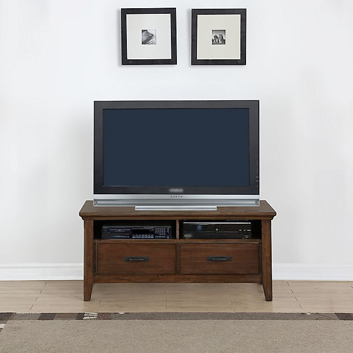 Alternate image 1 for Craft + Main Rockwell TV Stand in Walnut
