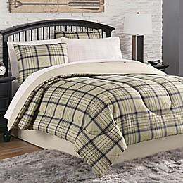 Norfolk Plaid 8-Piece Comforter Set