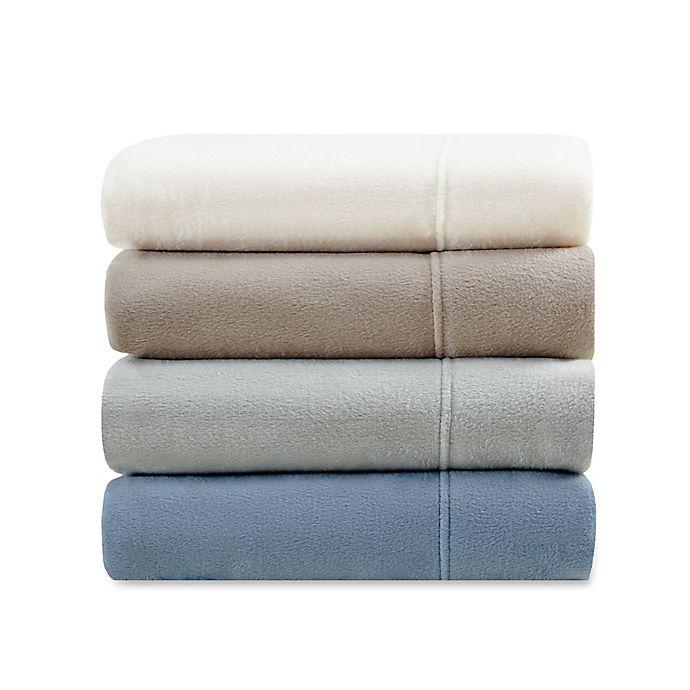 True North by Sleep Philosophy Liquid Velvet Fleece Sheet Set