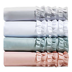 Intelligent Design Ruffled Extra Deep Pocket Sheet Set