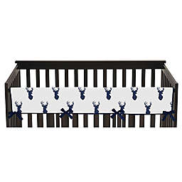 Sweet Jojo Designs® Woodland Deer Long Crib Rail Guard