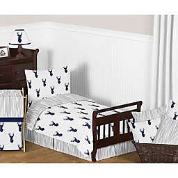 Sweet Jojo Designs Woodland Deer Toddler Bedding Collection