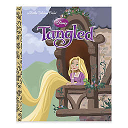 "Little Golden Book® Children's Book: ""Tangled"" by Ben Smiley"