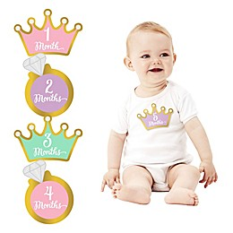 Pearhead Little Princess Belly Stickers