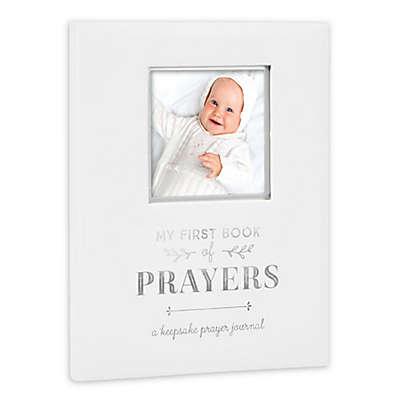 "Pearhead ""My First Book of Prayers"" Keepsake Prayer Journal"