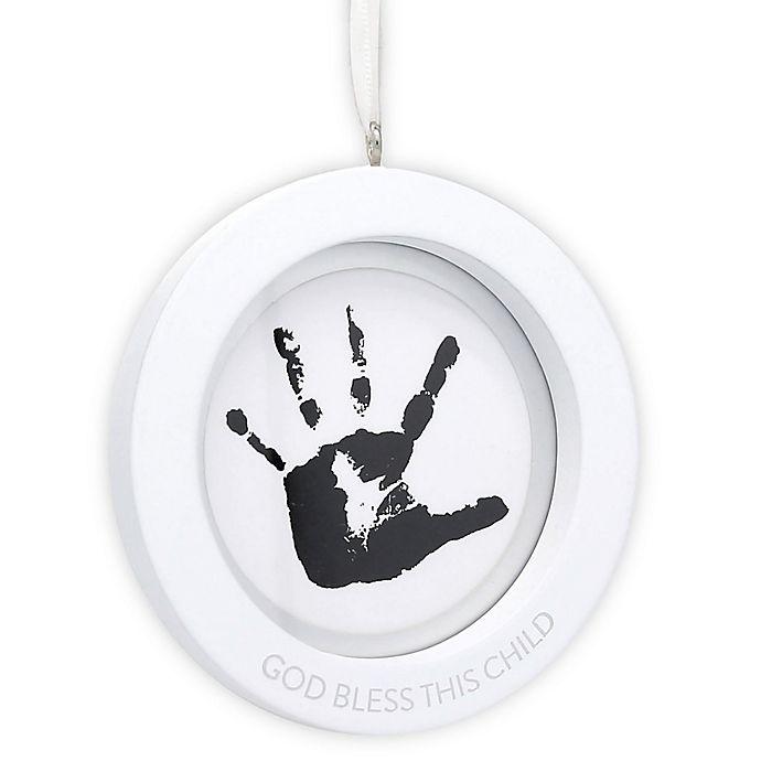 Alternate image 1 for Pearhead Babyprints Blessing Keepsake