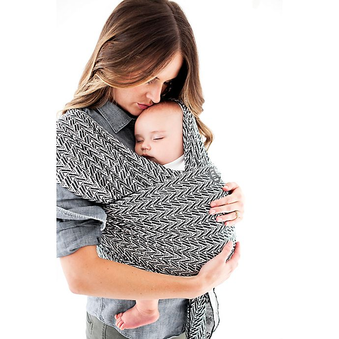 cbec66610ef Moby® Wrap Stary Nights of Salvador Baby Carrier in Black