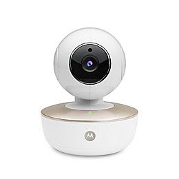 Motorola® MBP88 Connect Portable WiFi Baby Monitor Camera