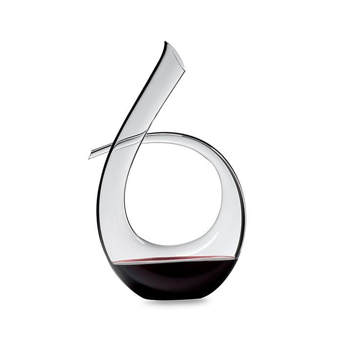 Alternate image 1 for Riedel® Sommeliers Black Tie Crystal Wine Decanter