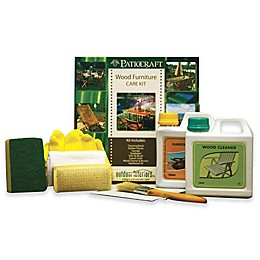 Outdoor Interiors Furniture Oil and Maintenance Kit