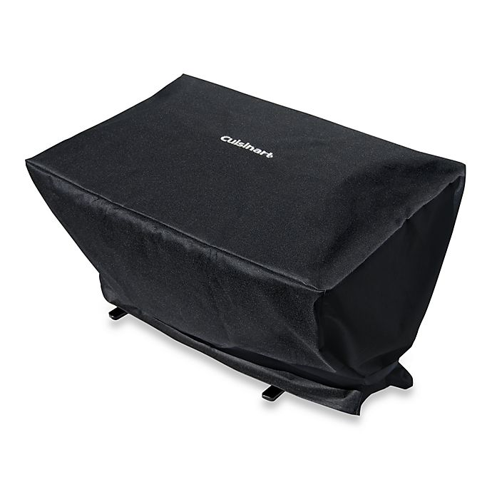 Alternate image 1 for Cuisinart® Grill Cover for the Compact Gas Gourmet Grill