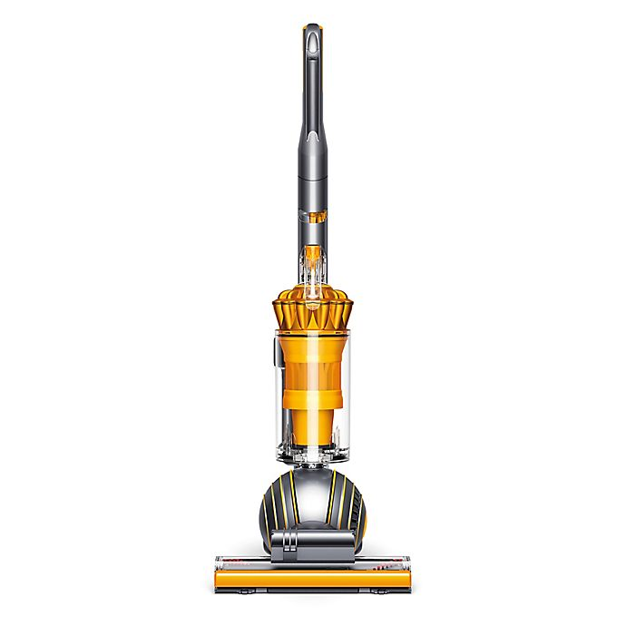 Alternate image 1 for Dyson Ball™ Multifloor 2 Upright Vacuum in Iron/Satin Yellow