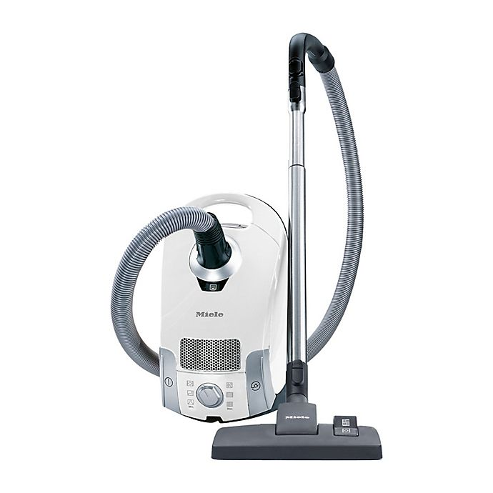 Alternate image 1 for Miele Compact C1 Pure Suction Vacuum in White