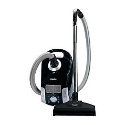 Miele Compact C1 Turbo Team Canister Vacuum in Black