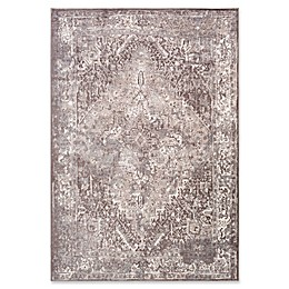 Surya Apricity Medallion Rug in Grey
