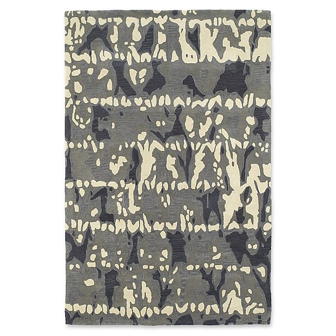 Alternate image 1 for Kaleen Pastiche Musings 5-Foot x 7-Foot 9-Inch Area Rug in Grey