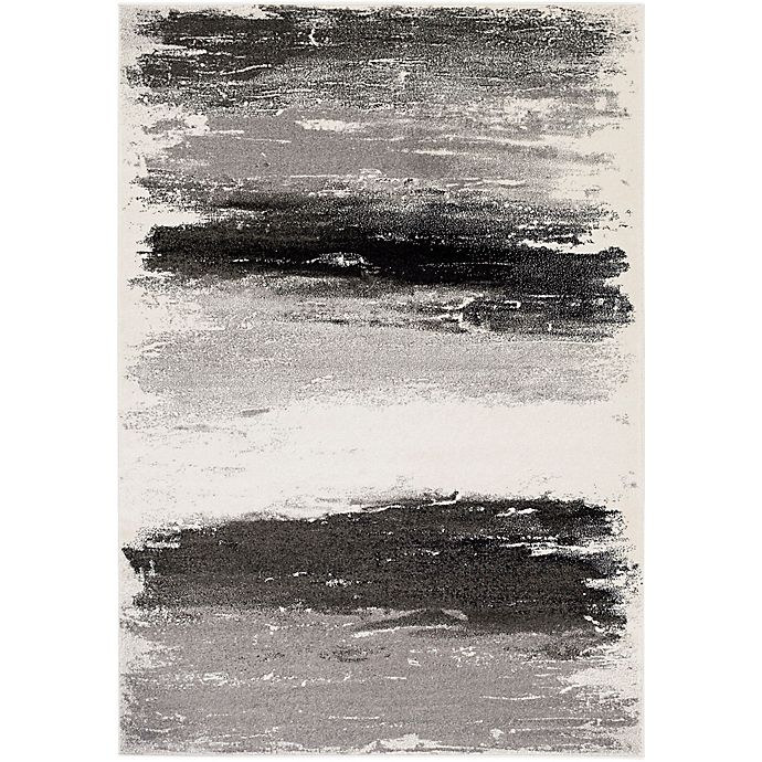 Alternate image 1 for Surya Alametos 2-Foot x 3-Foot Accent Rug in Grey