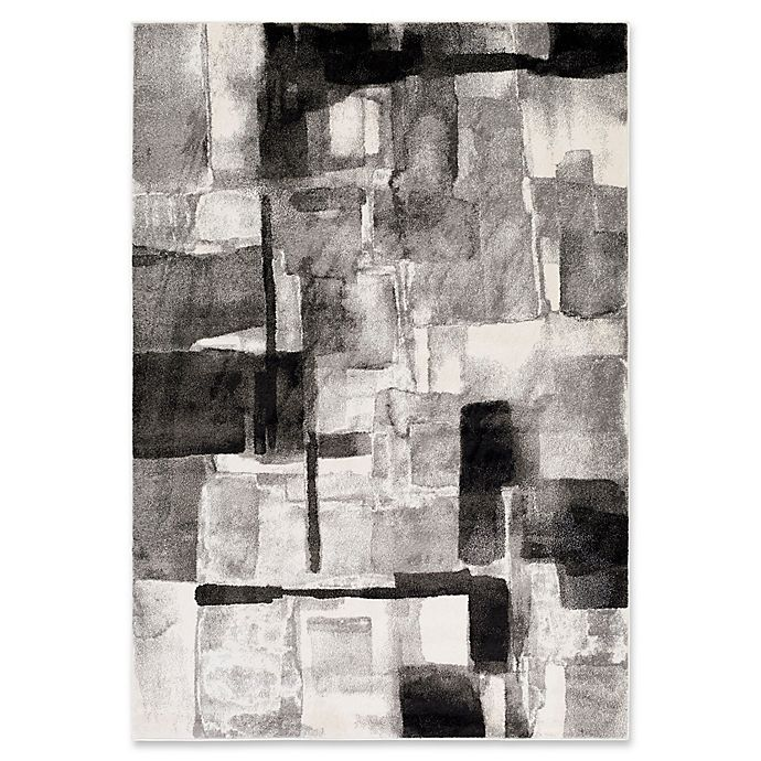 Alternate image 1 for Style Statements by Surya Alejo 5-Foot 3-Inch x 7-Foot 6-Inch Area Rug in Grey