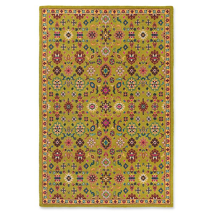 Alternate image 1 for Statements By Surya Alok 8-Foot x 11-Foot Area Rug in Olive