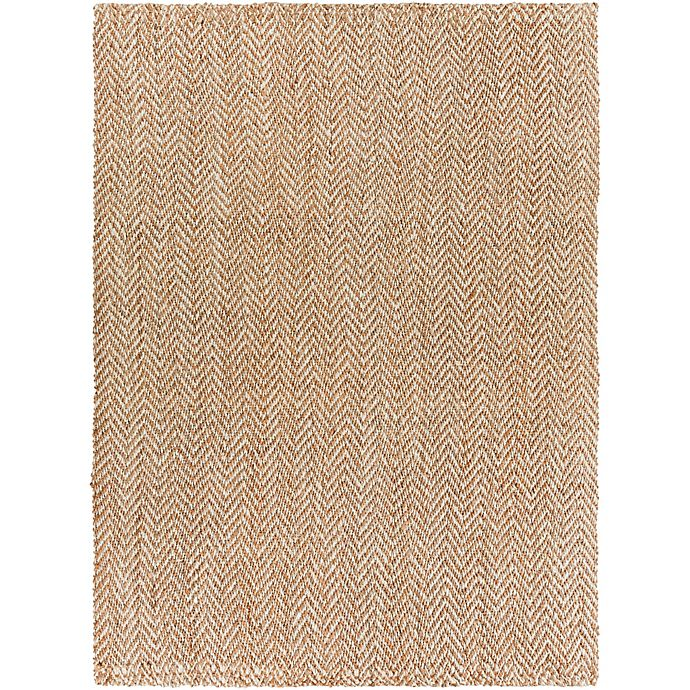 Alternate image 1 for Surya Denchya 10-Foot x 14-Foot Area Rug in Light Brown