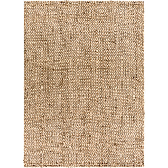 Alternate image 1 for Surya Denchya 10-Foot x 14-Foot Area Rug in Tan