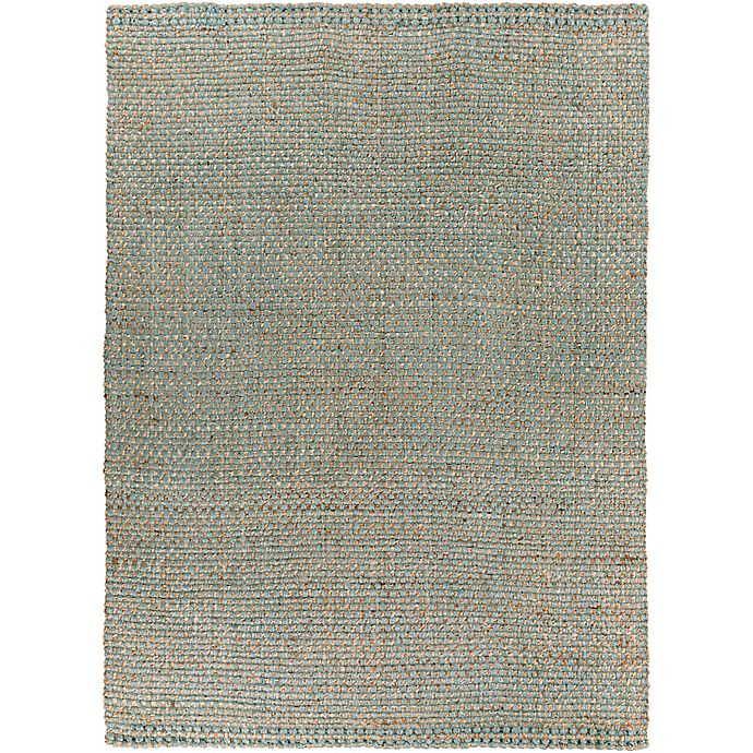 Alternate image 1 for Surya Denchya 10-Foot x 14-Foot Area Rug in Sky Blue