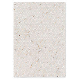 Surya 2-Foot x 3-Foot Hadrian Accent Rug in Taupe