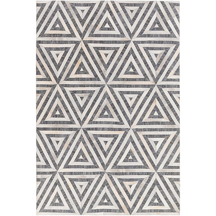 Alternate image 1 for Surya 8-Foot x 10-Foot Hadrian Accent Rug in Charcoal
