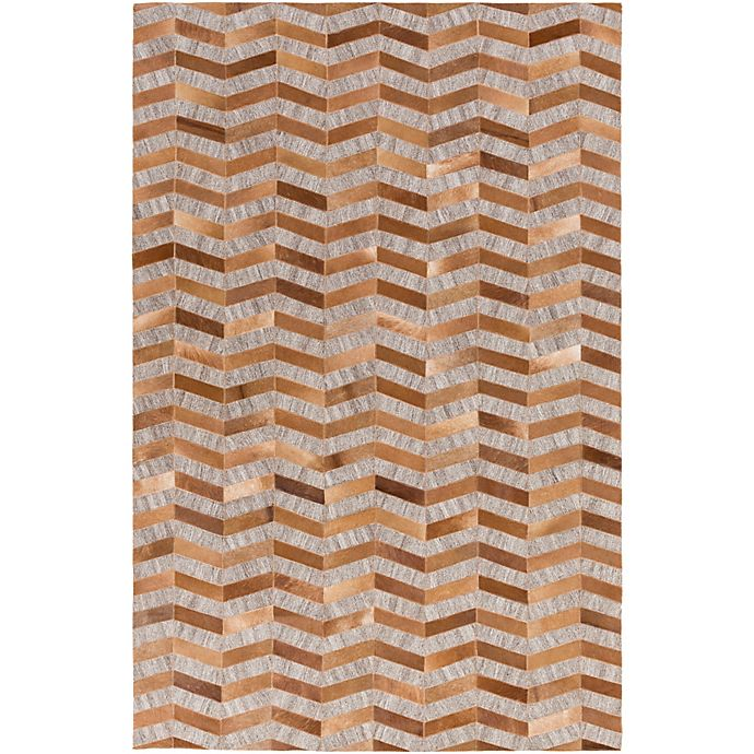 Alternate image 1 for Surya 8-Foot x 10-Foot Hadrian Accent Rug in Chocolate