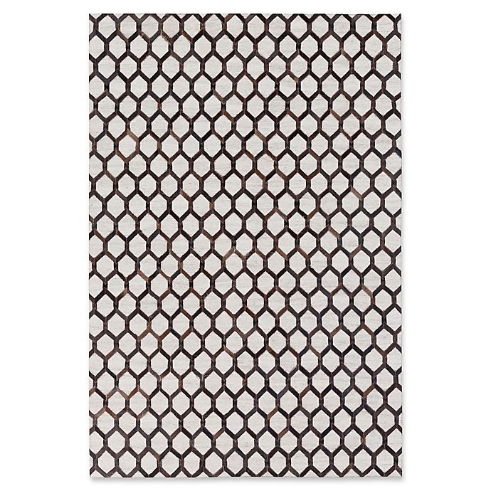 Alternate image 1 for Surya 8-Foot x 10-Foot Hadrian Accent Rug in Onyx