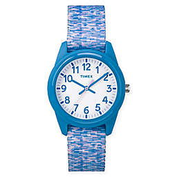 Timex® Our Time Machines™ Children's 32mm Analog Watch in Resin w/Nylon Strap