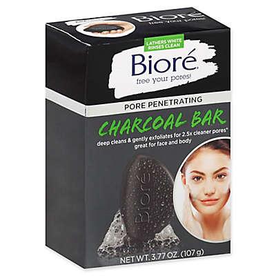 Biore® 3.77 oz. Pore Penetrating Charcoal Cleansing Bar
