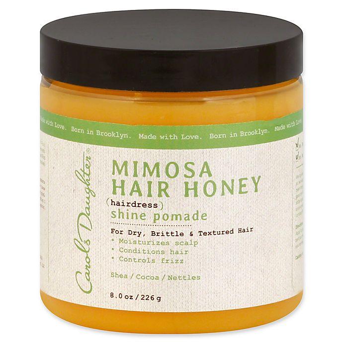 Alternate image 1 for Carols Daughter® 8 oz. Mimosa Hair Honey Hair Dress Shine Pomade