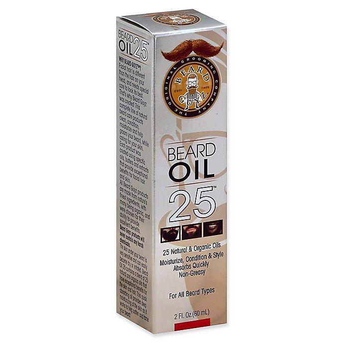 Alternate image 1 for Beard Guyz 25™ 2 oz. Beard Oil