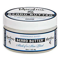 Maestro's™ Classic 4 oz. Mark of a Man Blend Beard Butter™