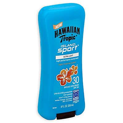 Hawaiian Tropic® Island Sport® 8 oz. Lotion Sunscreen SPF30