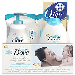 Baby Dove 7-Piece Complete Care Everyday Essentials Gift Set