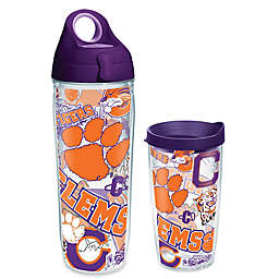 Tervis® Clemson University All Over Wrap Drinkware with Lid