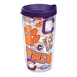 Tervis® Clemson University All Over 16 oz. Wrap Tumbler with Lid
