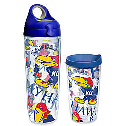 Tervis® University of Kansas All Over Wrap Drinkware with Lid