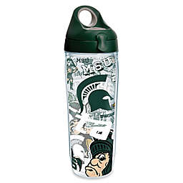 Tervis® Michigan State University All Over 24 oz. Wrap Water Bottle with Lid
